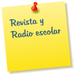 Revista y Radio escolar